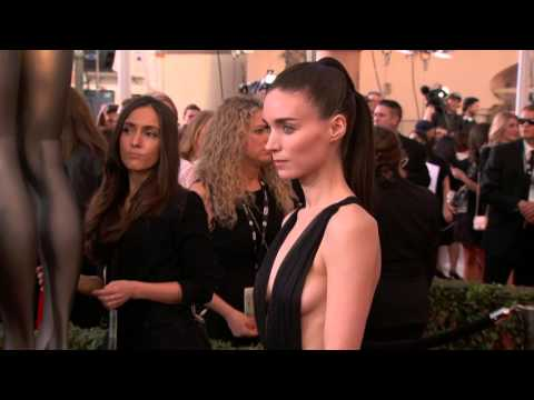 Rooney Mara & Kate Mara SAG Awards Arrivals 2016