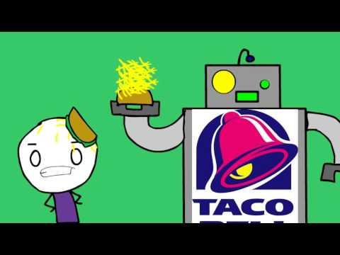 [YTP] Raining Taco (Bell)