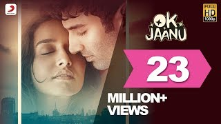 Ok Jaanu Full Song Video  Aditya Roy Kapur  Shraddha Kapur . Rahman  Gulzar