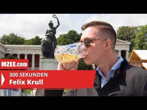 Felix Krull – 300 Sekunden (Interview)