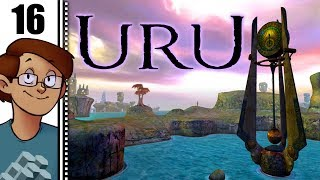 Let's Play Uru: Ages Beyond Myst (Complete Chronicles) Part 16 - This Puzzle Belongs in a Museum