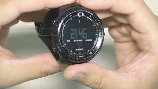 Часы Suunto Core All Black 2 года спустя. Плюсы и минусы.