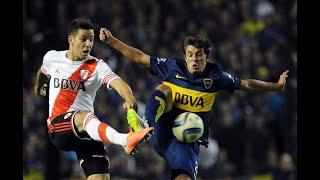Final Copa Libertadores de América entre River Plate vs. Boca Juniors