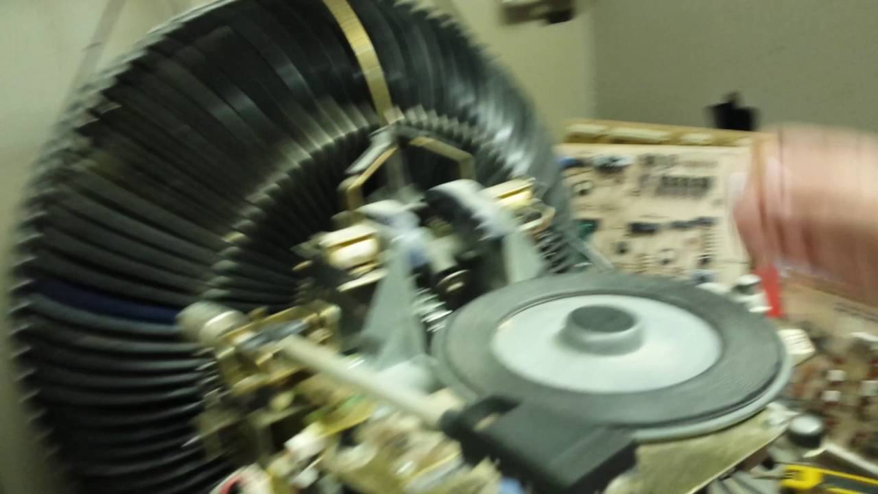 rowe record jukebox needle replacement - YouTube