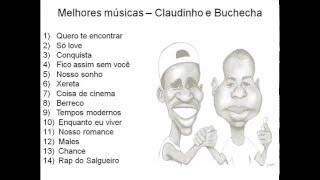 Claudinho e Buchecha - Melhores músicas