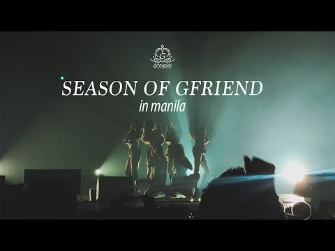 Season of Gfriend in Manila | My First Girl-Group Concert Experience!