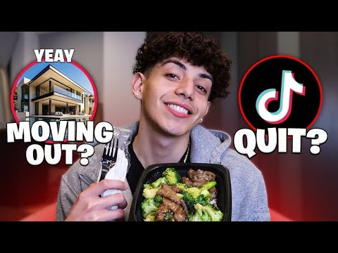 Download Moving OUT of the YEAY HOUSE ?? Goals for 2021 ?? QUITTING TikTok ?