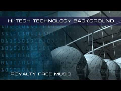 Hi-Tech Technology Background Music for Video