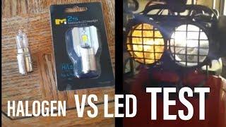motorcycle headlight led upgrade ba20d bulbs
