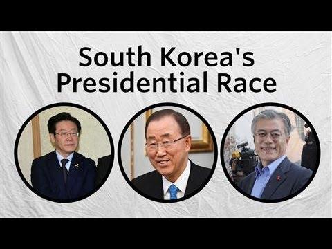 Who Will Be South Korea's Next President?