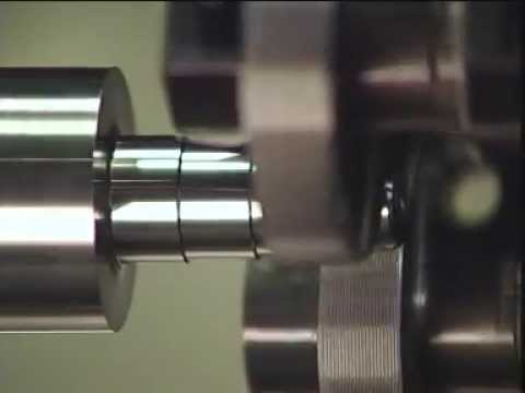 Wagner Tangential Thread Rolling Attachments