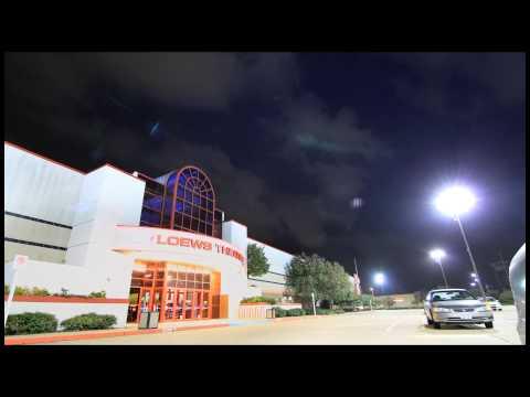 AMC Fountains 18 Time Lapse - Houston, Texas
