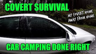 Car Camping done right the gear to make living out of your vehicle comfortable