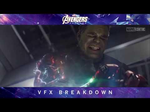 Avengers: Endgame – VFX Breakdown [HD]