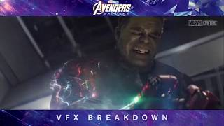 Avengers: Endgame - VFX Breakdown [HD]