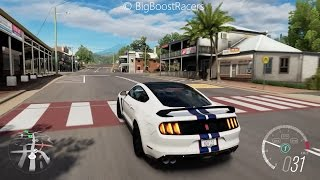 Forza Horizon 3 Ford Mustang GT350R Gameplay