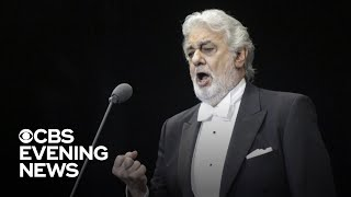 Retired opera singer details alleged harassment by Plácido Domingo