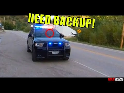 MAXWRIST BUSTED BY POLICE! Triple the Speed Limit...