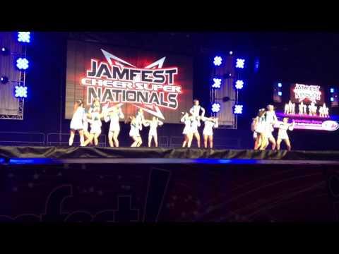 Rockstar Athletics Jamfest Super Nationals 2014