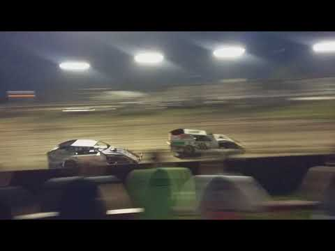 Lee County Speedway - A-Main - 6/8/18