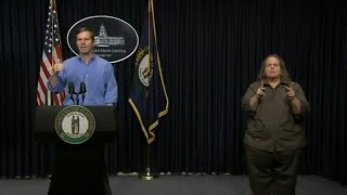 Gov. Andy Beshear March 31 5:00 Pm Update | Coronavirus | Ket