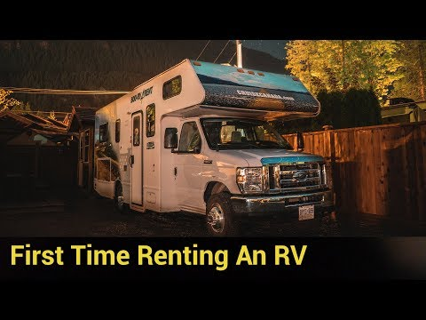 Renting An RV In British Columbia, Canada