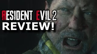 Resident Evil 2 Remake Review! Best Resident Evil Ever?!  Ps4/xbox One
