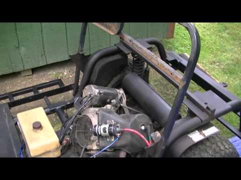 1991 Columbia ParCar Golf Cart (Restore part 1)