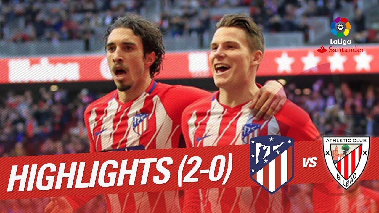 Download Resumen de Atlético de Madrid vs Athletic Club (2-0)
