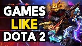 Top 10 MOBA Games like Dota 2 | Android / iOS