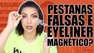 Eyeliner MagnÉtico... Será Que Funciona  Rita Serrano