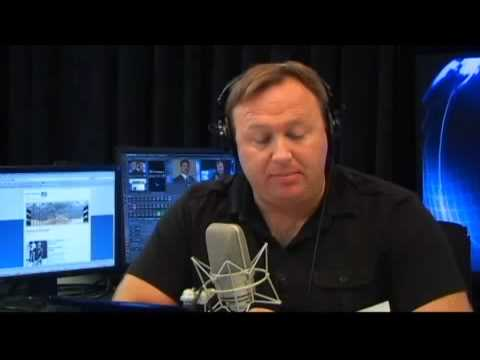 Alex Jones s Joe Bannister on April 13 2009  part 1 of 4