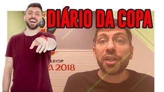 Baixar DIÁRIO DA COPA - CRAQUE ERETO E CASÃO