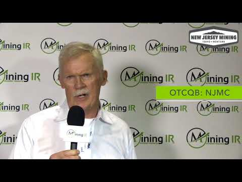New Jersey Mining at Vancouver Resource Investment Conference 2018