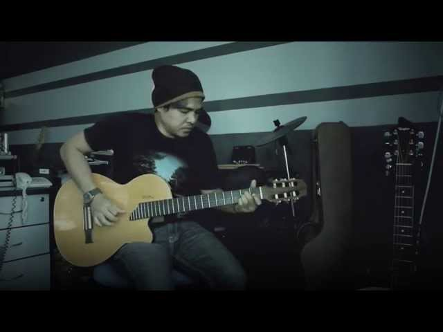 Mewangi (Akim & The Majistret) Fingerstyle Instrumental Cover - Acoustic - Gibson Chet Atkins Studio