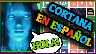 Cómo obtener a Cortana en Español (Paso a Paso) - WINPHON8