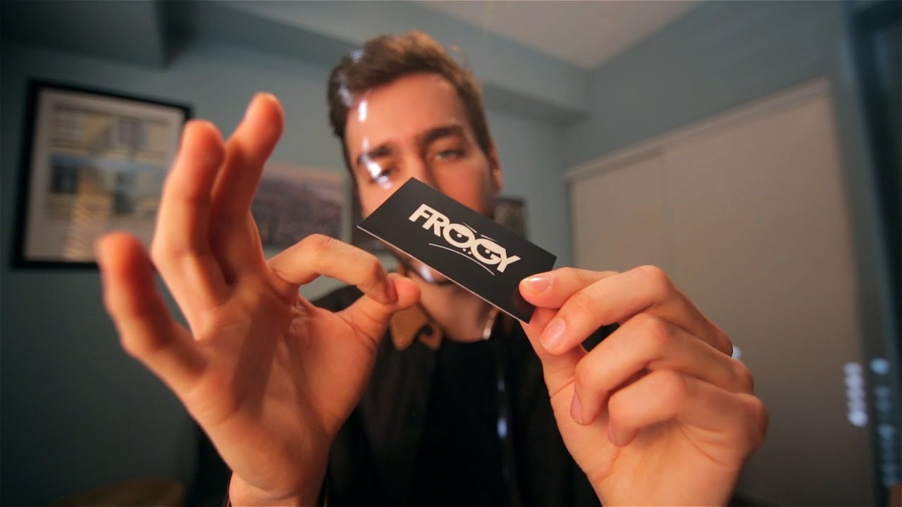 Vistaprint business cards unboxing full review youtube reheart Gallery