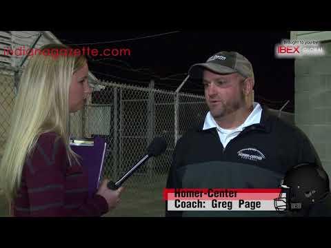 2017 Portage vs Homer-Center Heritage Conference-WestPAC   Homer-Center Greg Page