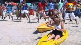 Пляжные съемки индийского фильма - Goa, Palolem beach(, 2014-03-04T08:00:28.000Z)