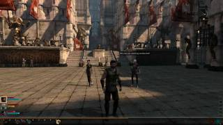 Dragon Age 2: Party Banter: Fenris & Merrill [complete]