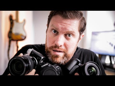 Landscape Photography Camera Conundrum