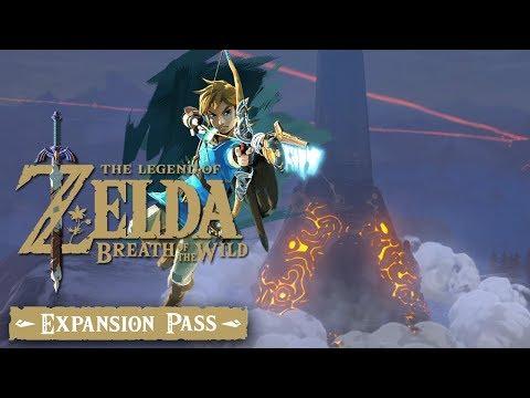 Zelda Breath Of The Wild DLC 2 The Champions' Ballad #3