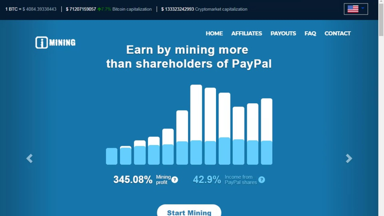 Get Free instamining club : Start Free Bitcoin Mining and Earn BTC