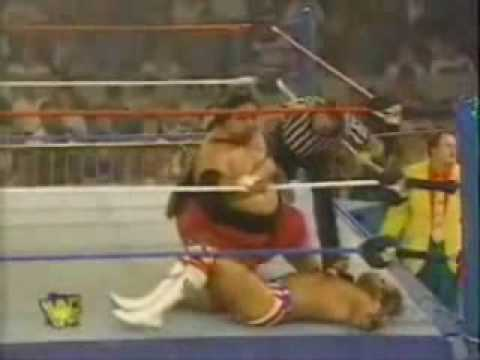 WWF Lex Luger