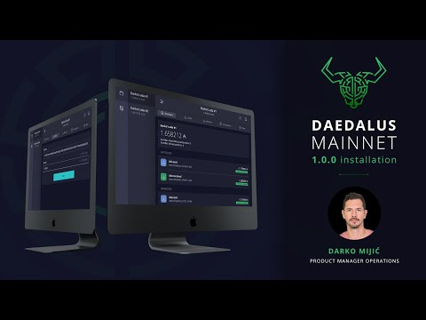 Introducing Daedalus 1.0.0 - installation guide