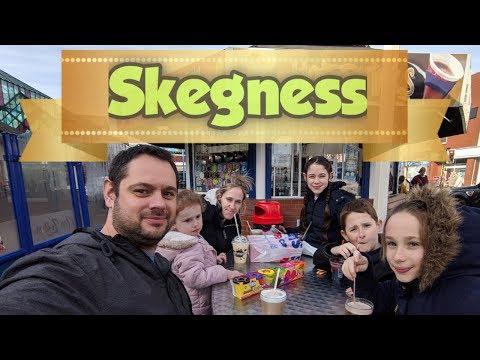 Skegness in February #stevesfamilyvlogs