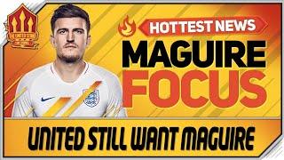 Harry Maguire Transfer Done? Man Utd Transfer News