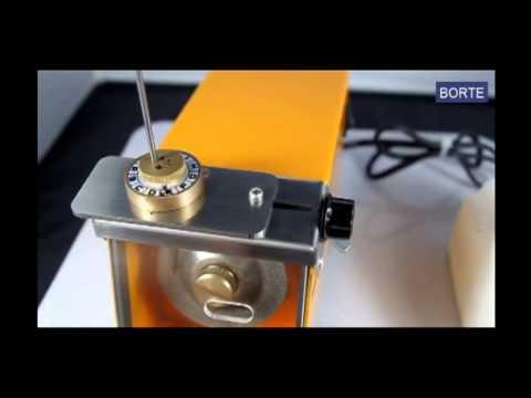 Électrode de tungstène Grinder De Chine fabricant