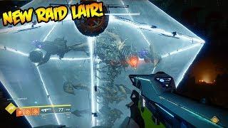 DESTINY 2 - NEW RAID LAIR CURSE OF OSIRIS DLC!!! (LEVIATHAN RAID LAIR GAMEPLAY)