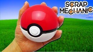 САМЫЙ БОЛЬШОЙ ПОКЕБОЛ Pokemon GO, ПИКАЧУ и ВОЛШЕБНЫЙ АВТОБУС В SCRAP MECHANIC(ЗАРЕГИСТРИРОВАТЬСЯ И ЗАРАБОТАТЬ ➤➤ http://rich-birds.org/user/Mechanic1 Вступай в наш клуб!!! · http://goo.gl/MjpkM2 · Реклама..., 2016-08-09T12:00:03.000Z)